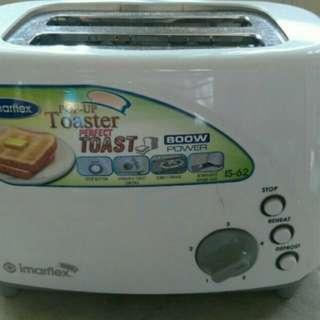 Imarflex IS - 62 Pop Up Toaster