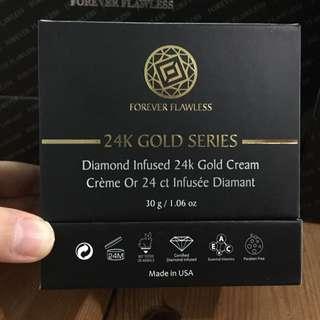 Diamond Infused 24K Gold Cream