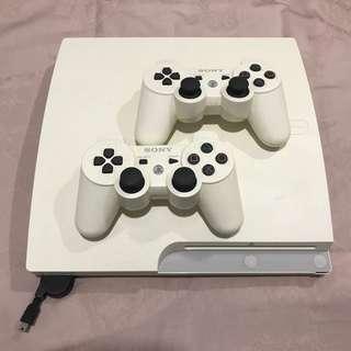 PS3 White 320GB
