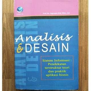 Buku Analisis Dan Desain Sistem Informasi