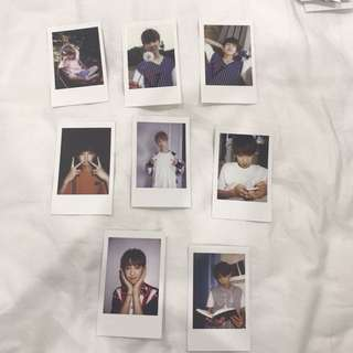 2016 Seventeen The8 shining diamond concert photo card