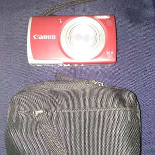 canon power shots digital camera