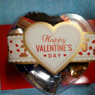 Assorted Choco Valentines Gift