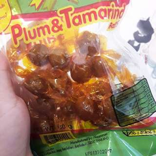 PLUM AND TAMARIND CANDY
