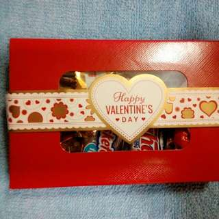 Chocolates in a Box for Valentines