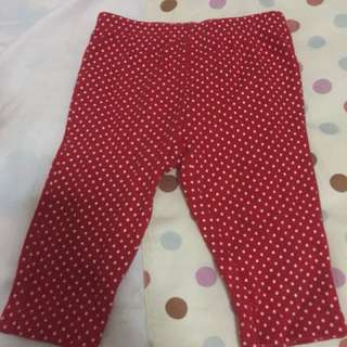 Almost new Carter's pants