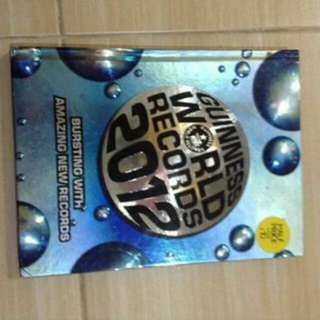 [BEST BUY] Guiness World Records 2012 (Hardcover)