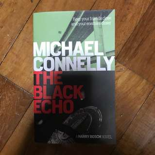 Michael Connelly The Black Echo