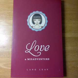 Lang Leav Love and Misadventure
