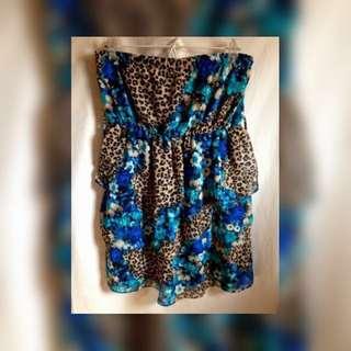 ⭕️REPRICED⭕️ BEBE tube dress