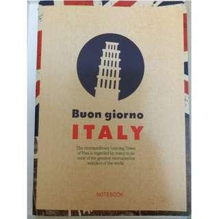 Notebook (Italy)