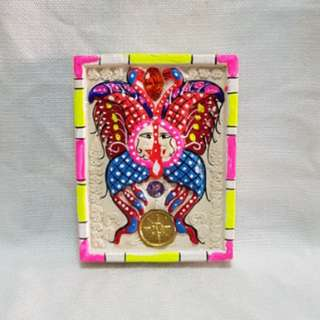 Thai - Butterfly Amulet