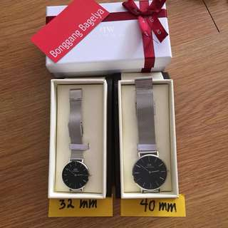 Couples Watch Authentic DW