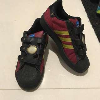Adidas Marvel Ironman Kids Shoes