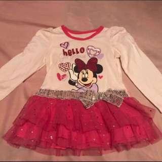 Disney Minnie Mouse Dress