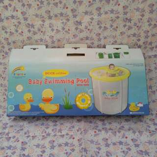 Pool spa for baby