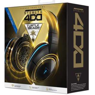 Turtle Beach Stealth 400 Gaming Headset