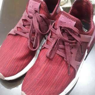 Adidas NMD Red Glitch (Premium KW Super)