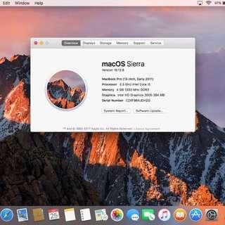 MacBook Pro (I5)