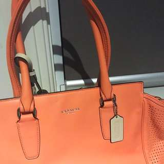Coach bag 99.9% new 100%real