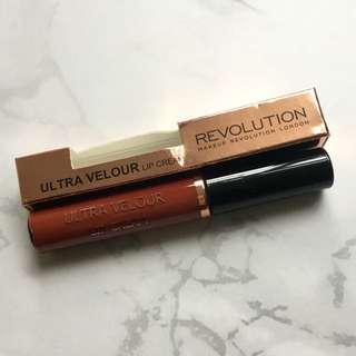 Makeup Revolution London Ultra Velour Lip Cream