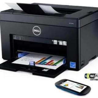 *Brand New* Dell C1660w Color Led Laser Printer