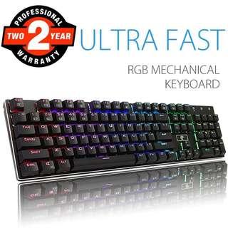 X Falcon Z88 RGB Keyboard