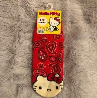 Hello Kitty 襪