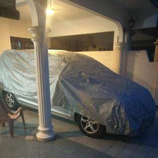 Car body Cover by A'PEXil, double layer