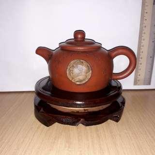 """""""Mao Zedong"""" Zi Sa Teapot-small"""