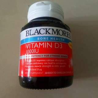 Blackmores Fish Oil