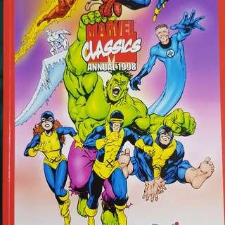 Marvel Classics Annual 1998