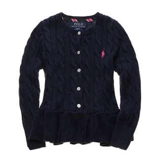 polo冷衫(有兩歲、六歲碼)