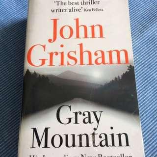 The best thriller writer alive-John Grisham-Gray Mountain
