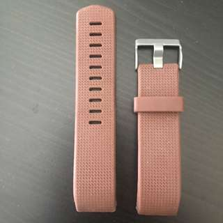 Fitbit Charge 2 brown plastic replacement bands bracelet