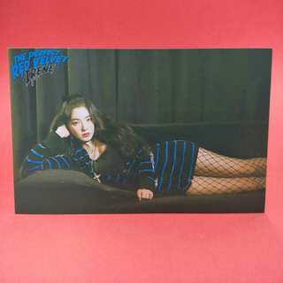 Irene Photo Perfect Velvet Bad Boy