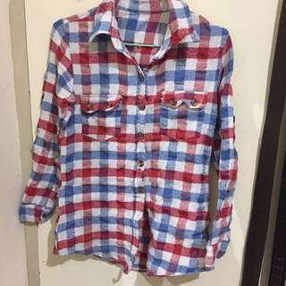 🚚 格子襯衫