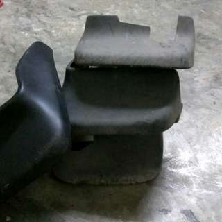 Mud guard fenders(Honda city tmo)