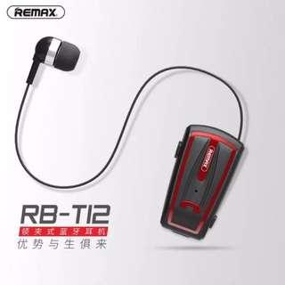 Remax Bluetooth earphones