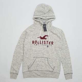 HOLLISTER - Women's Iconic Logo Graphic Hoodie
