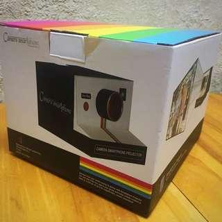 Camera Smartphone Projector