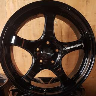 Wedsport Japan rims 18""