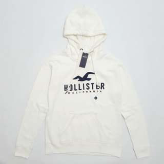 HOLLISTER - Women's Iconic Logo Graphic Hoodie