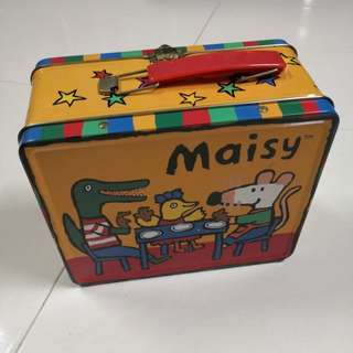 Maisy Tin Box