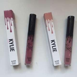 [REDUCED] Kylie Lip Gloss in Posie K and Koko K