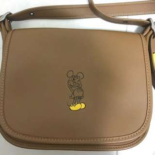 Coach limited edition Mickey