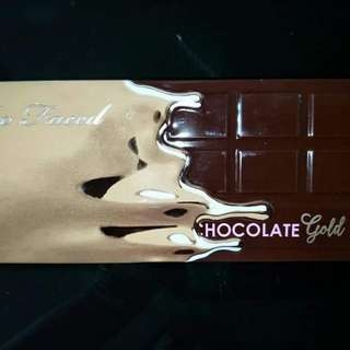 Too Faced Chocolate Gold Palettr