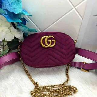 Gucci 2in1 sling and beltbag