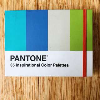 Pantone 35 Inspirational Color Palettes