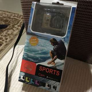 Sport Cam  Action Camera 1080p Full HD